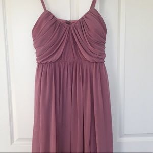 ModCloth Rose Prom or Bridesmaid's Dress